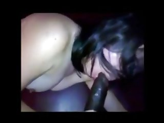 Asian Massage Parlor Blowjob & Fuck(BBC)