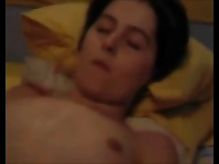 Amateur College Brunette Fucked on Real Homemade