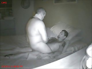 Hot Guy sucking our cocks