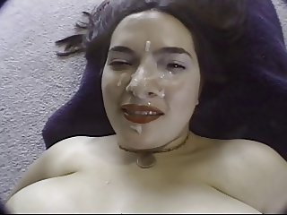 Big Titted Dana Laine Just Wants Jizz On Her Face
