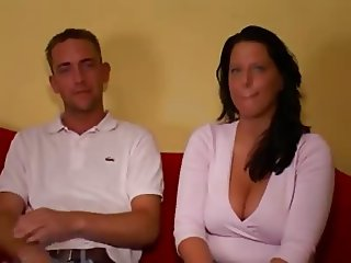German amateur couple