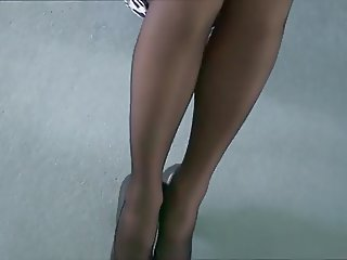 Amazing legs - stocking show soft