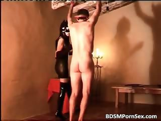 Kinky perverted white chick plays weird part2