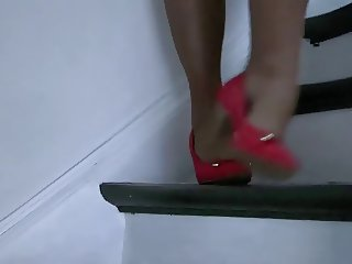 Rote Pumps - Red Heels