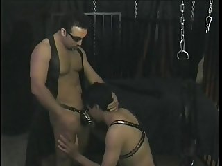 Male hooker getting his butt banged
