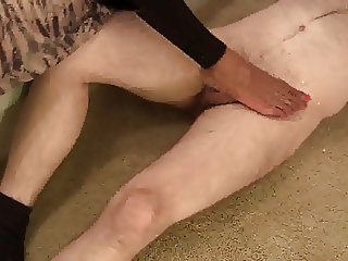 Footjob Therapy