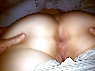 Dreaming Asshole of my Wife 06