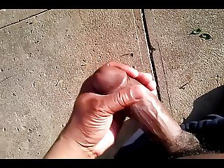 Female neighbor caught me mastrubating and cumming