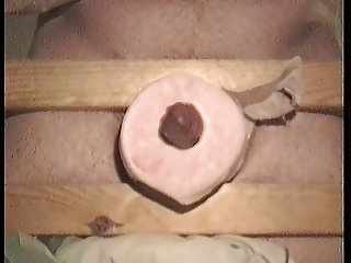 Sex with toilet roll