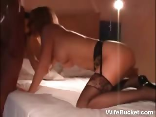 the wife in a threesome