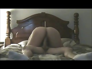 White Riding a Big Dick