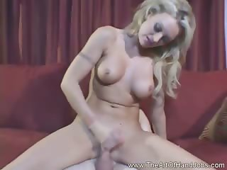 Awesome Handjob That Inspires