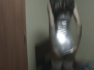 Sexy Chilean Crossdresser
