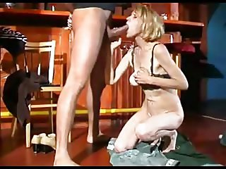 Mature Fucked in a Bar