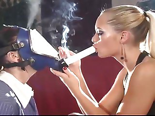 Smoking Fetish 137