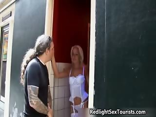 Hot blonde slut gets her cunt fucked part3