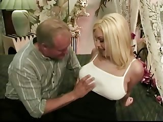 Milky Krista Lactates And Gets Fucked