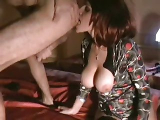 Amateur girl sucking and rimming
