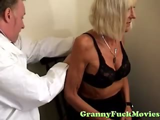 Granny visits horny doctor