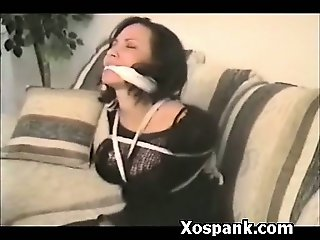 Extreme Woman In Spanking BDSM