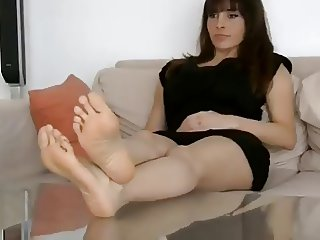 sexy compilation babes feet