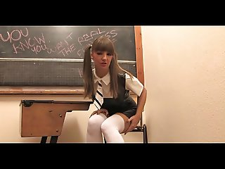 Cate H dirty college girl -  JOI