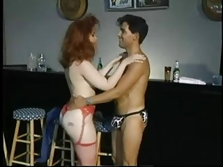 Pale Redhead Picked Up And Fucked At The Bar
