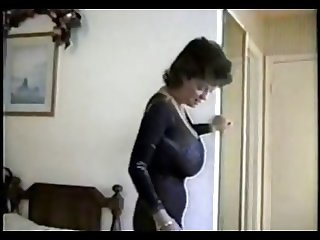 Bouncing Boobs and Tights Tease Compilation H57001