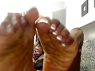 desiregoddess feet instruction