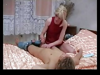 Blonde CD Will Do Anything For Her Boyfriend