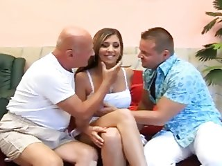 OLD MAN AND TEEN n33 blonde german teen babe and older men
