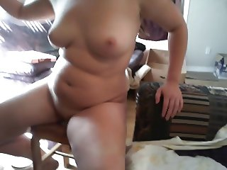 MY GIRLFRIEND ALL NAKED WITH DILDO