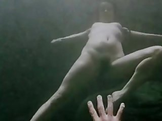 Juilette Lewis Naked in Water
