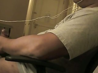 Maid caught me jerking off