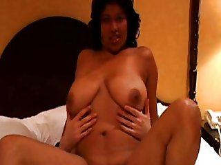 Natural Big Tit Slut From Peru Fucked