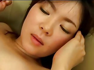 Sexy Cute Jap Girl Gets Creampie