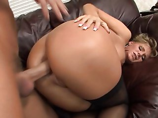 Big Ass Blond Phoenix Marie gets Fucked Deep