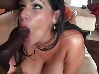 Fat Ass Cuban Agelina Gets BBC - R9