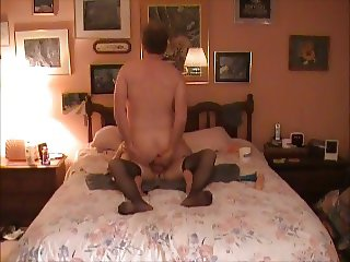 Crossdresser Fucks Boyfriend