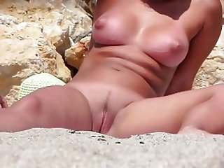 Nude Beach - Sunburn Tits Tomorrow