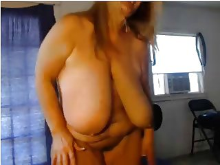 Found My BBW Neighbor On Cam