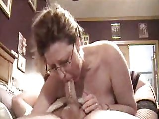 Papa - He cums in her mouth