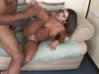 Tiffany Summers Fucks A Black Cock As Hubby Watches 420