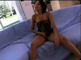 hot little ebony girl and a bbc