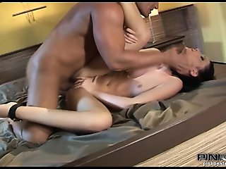 High heeled slut loves to get fucked hard