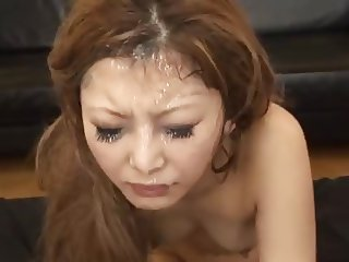 Oriental Girl gets some hard Anal