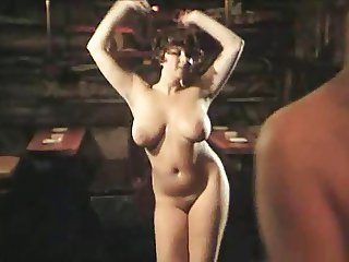Busty girl from some German movie