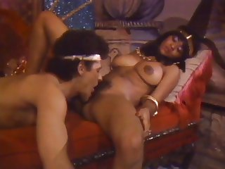 Classic Bit Of Jeannie And Her Furry Twat