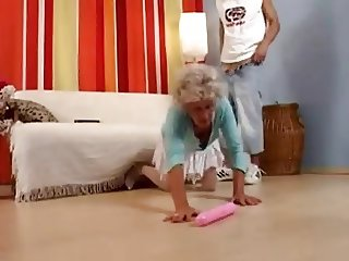 Granny and not her grandson