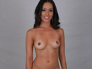 Ashley Doris nude casting HD